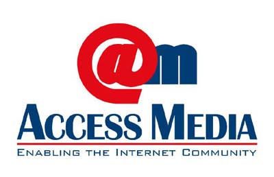 Redesign logo Access Media